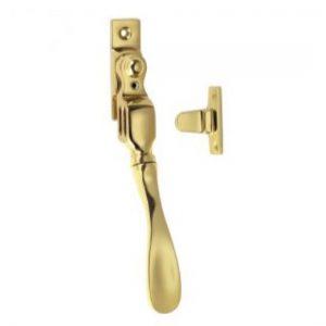 Croft Lockable Double Night Vent Fastener - Spoon End