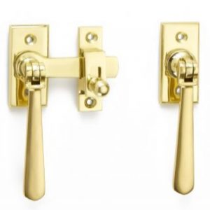 Croft French Window Fastener