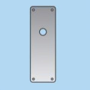 Lever on Latch Plate - 22mm