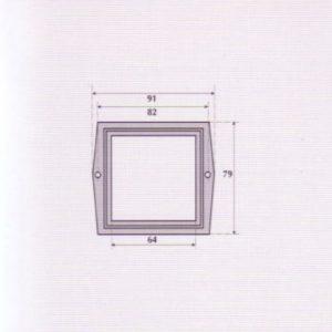 Standard Frame - G9069