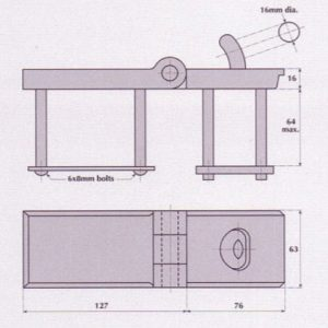Locking Bar - L9510