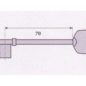 Key Blank - G9517