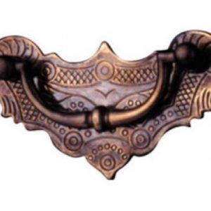 Traditional Engraved Plate Handle