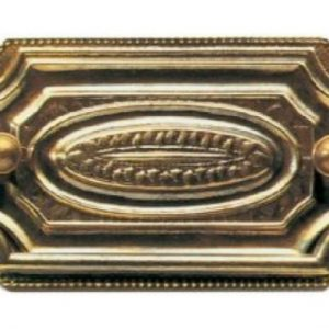 Rectangular Plate Handle