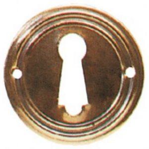 Round Escutcheon