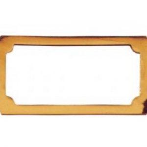 Brass Cardframe