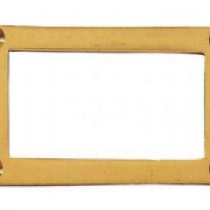 Solid Brass Cardframe