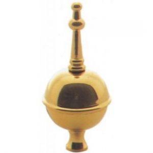 Ball & Spire Ornament