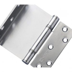 H102-9 Hi-Load Three Knuckle Cranked Hinge