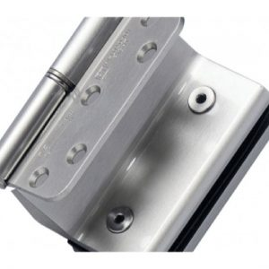 H101-G Hi-Load Two Knuckle Double Cranked Hinge - Left Hand