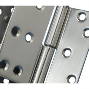 H201-121 Hi-Load Two Knuckle Adjustable Lift-Off Hinge - Left Handed