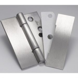 H207-400 Hi-Load Fully Concealed Fixing's Butt Hinge
