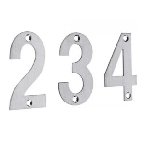 Numerals (75mm)