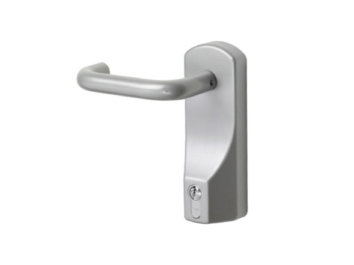 OAD with Lever only- Outside Locking Device