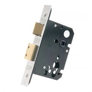 Din Euro Sashlock- 76mm backset
