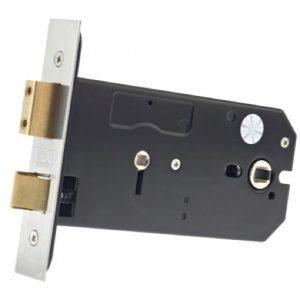 Horizontal Bathroom Lock- 152mm