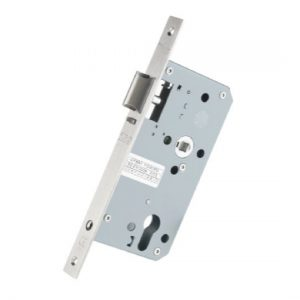 Din Night latch- 60mm backset