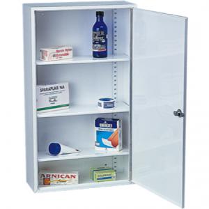 Adjustable Shelved Medicine Cabinet