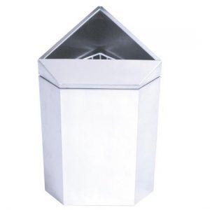 Free standing/wall mounted corner bin