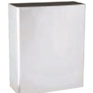 Towel and waste receptable
