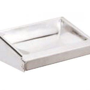 Flip over ashtray