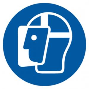 Wear Visor (symbol)