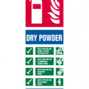 Dry Powder ID