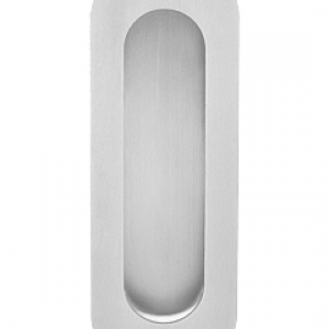 Oval Shape Stainless Steel Sliding Door Handle