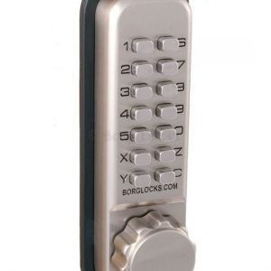 Codestar Keypads Back to Back, 60mm Latch