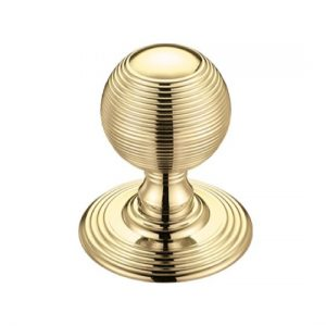 Ringed Mortice Knob 70mm