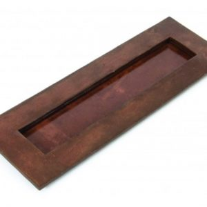 Large Letterplate - Bronze