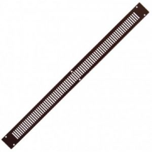 Brown Aluminium Large Grill 380mm