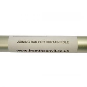 Aluminium 100mm Joining Bar